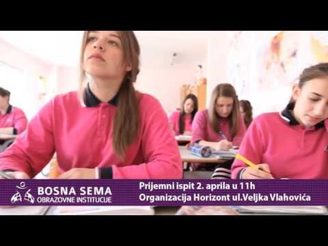 Sarajevo College promocija za upis