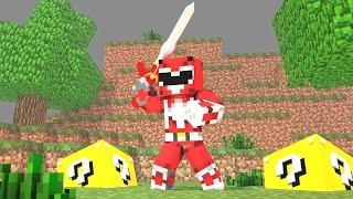 Minecraft Mods: ESCADONA - Power Rangers da Bahia ‹ AM3NIC ›