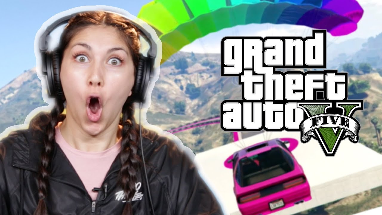 We Rage Race In Grand Theft Auto V Online Gta V