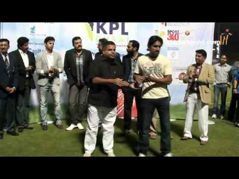 www.cricketlovers.com - KPL DUBAI 2012 Price Distribution