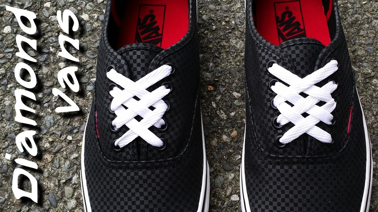 How To Lace Your Shoes Cool