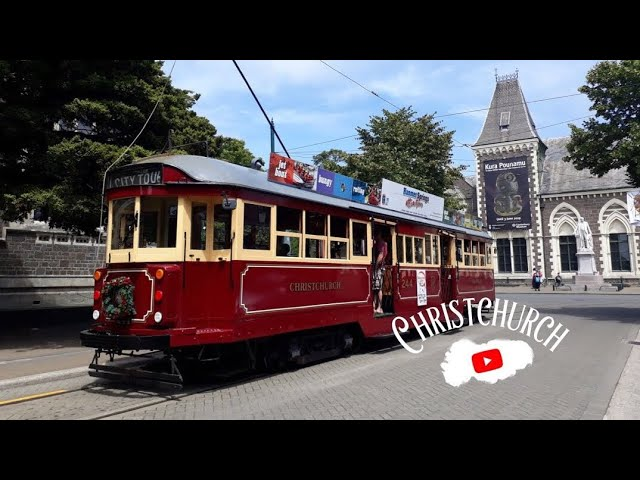 CANTERBURY #2/3 : Christchurch, Banks Peninsula, Akaroa