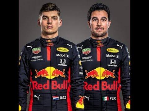 Sergio Perez vai correr ao lado de Max Verstappen em 2021