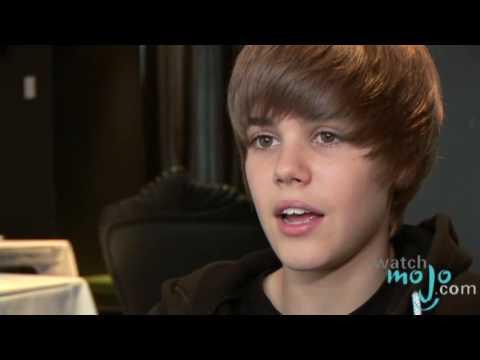 YouTube Superstar Justin Bieber - Interview
