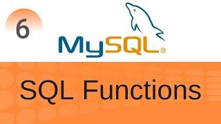 SQL Tutorial 6: MySQL Built-in Functions in SQL
