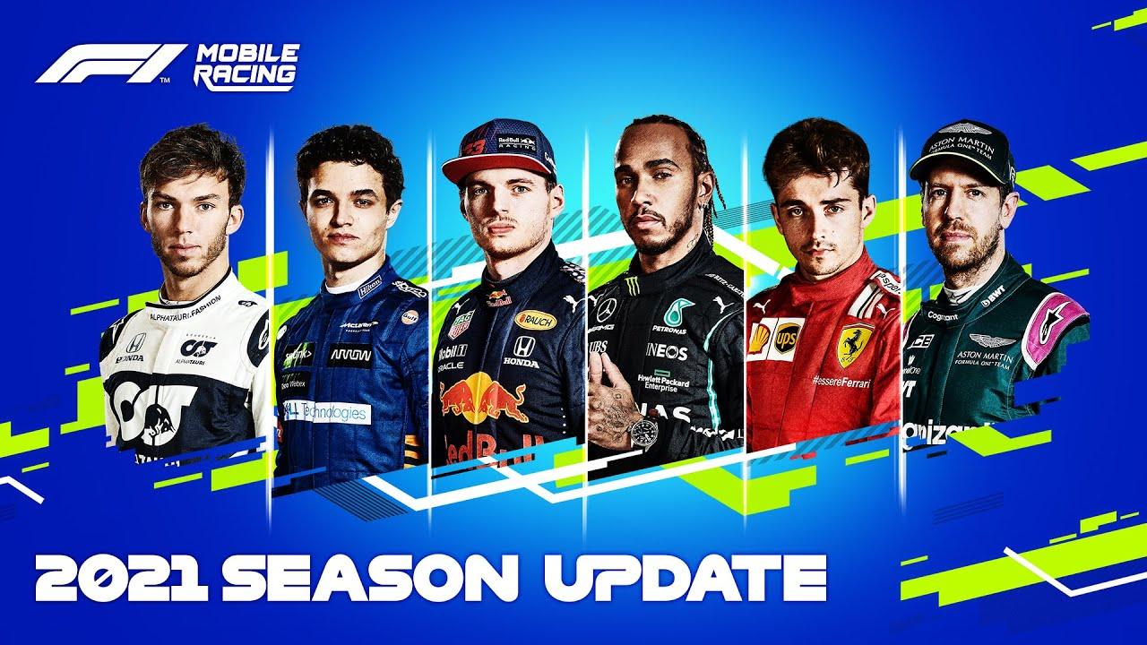 F1® Mobile Racing | 2021 Season Update | Play Store Trailer