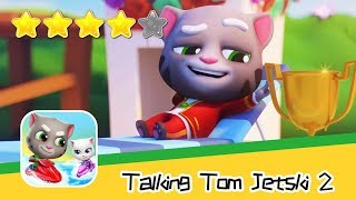 Talking Tom Jetski 2 Tom's Treasure Island Day5 Walkthrough New Game Plus Recommend index four stars
