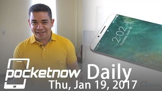 iPhone X and iPhone 7s rumors, Galaxy S8 assistant & more   Pocketnow Daily