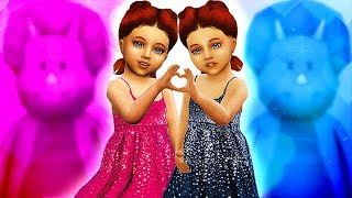 TWINS SEPARATED AT BIRTH IN STRANGERVILLE 👽 | SIMS 4 LOVE STORY