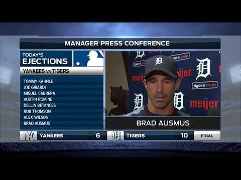 Tigers LIVE Postgame - Brad Ausmus - 8.24.17