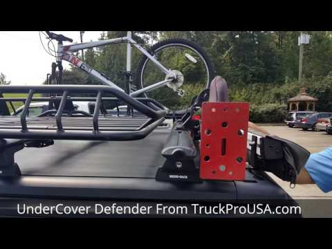 UnderCover Defender Tonneau Cover Walk-Around With TruckProUSA
