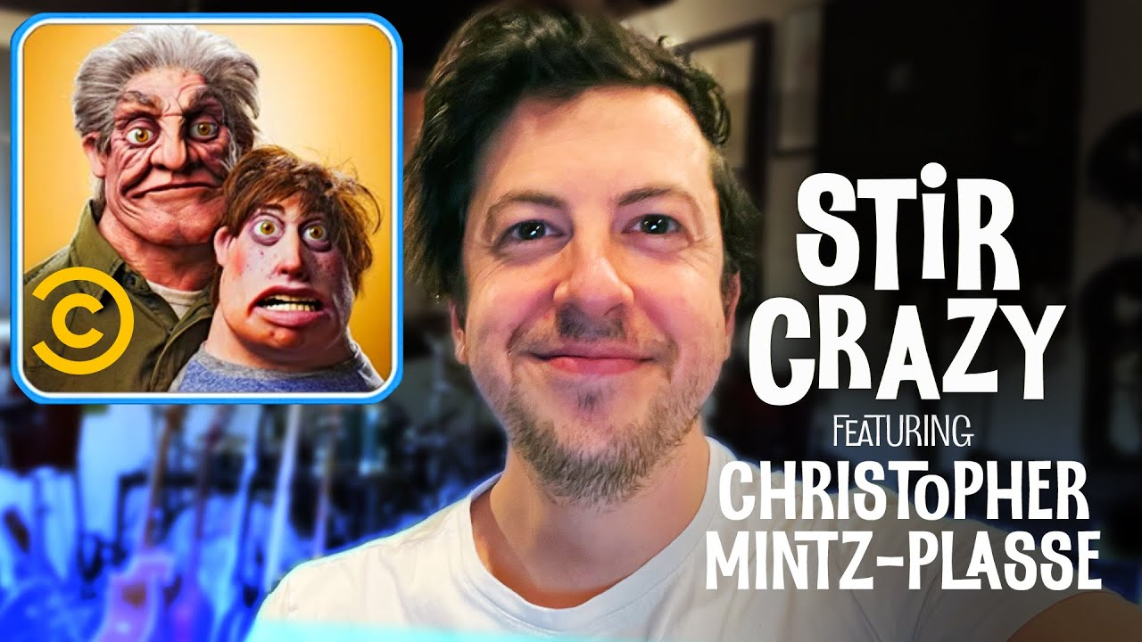 Blark and Son's Christopher Mintz-Plasse Sees Himself in Son – Stir Crazy with Josh Horowitz