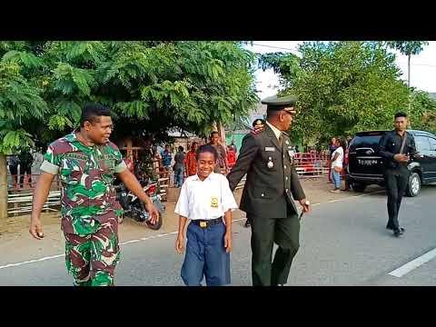 Kunjungan Dandim 1605/Belu Dan Kapolres Belu Ke Rumah Joni Siswa SMPN Silawan Atas Aksi Heroiknya Mp3