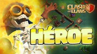 HA NACIDO UN HEROE EN MI ALDEA   Clash of Clans