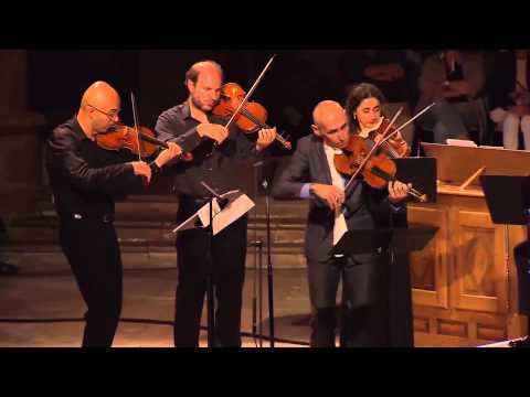Enrico Onofri & Imaginarium Ensemble – live in Ambronay, Sept 2014