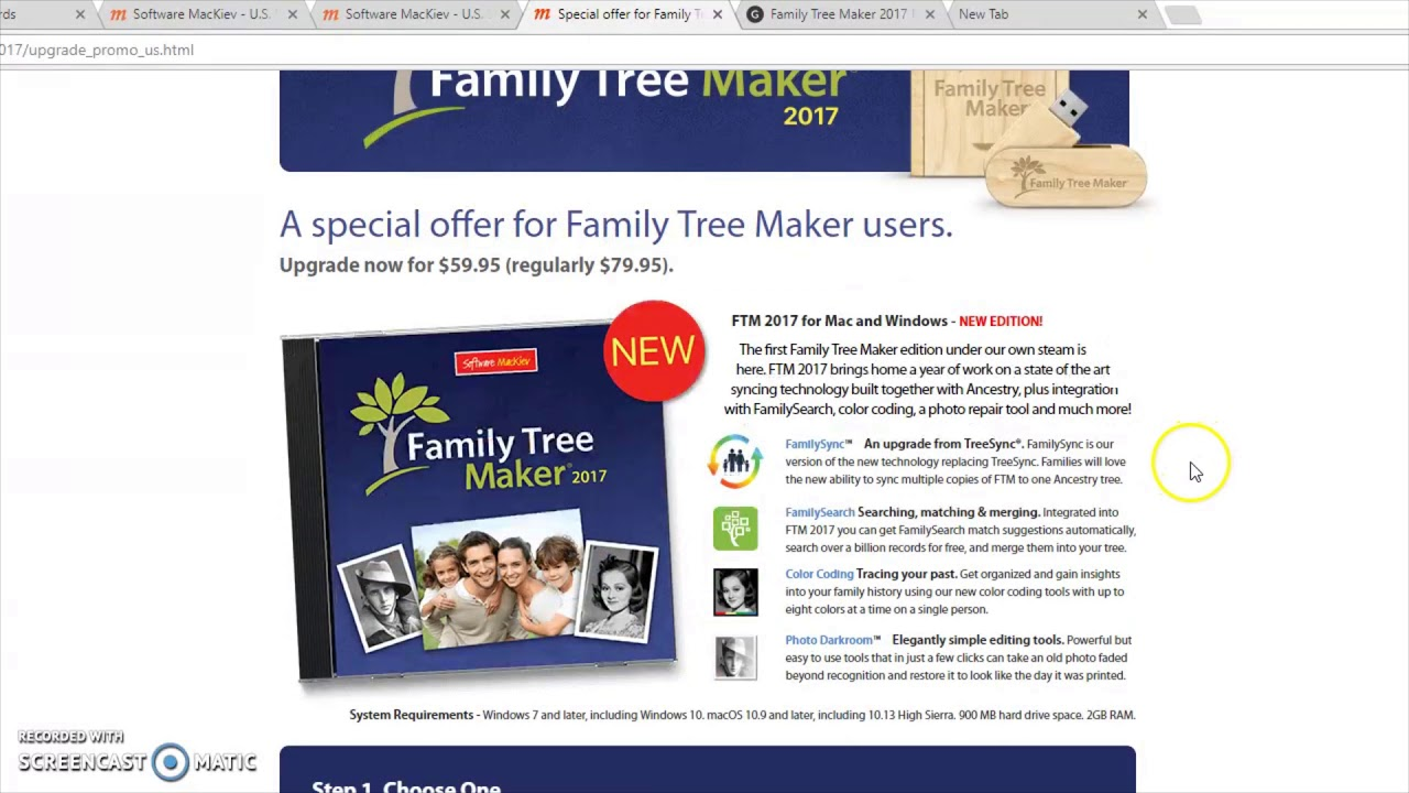 برنامج family tree builder 8.0
