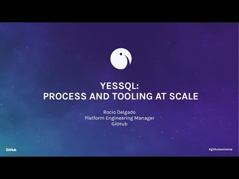 Sessions - GitHub Universe