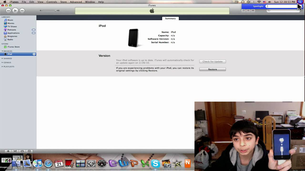 how to activate iphone 4 how to activate the ipod touch iphone ios 4 and 17058