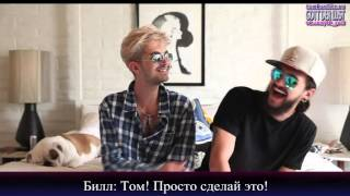 Baby Rabbit! - Tokio Hotel TV 2015 EP 22 (с русскими субтитрами)