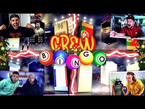 FIFA 19: Quattro CREW PACK BINGO 🎅🏻❄️ Weihnachts-Special !!