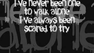 Sick Puppies- Maybe (Lyrics)