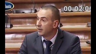 Марковић: По ком закону Шабић има право да се бави дневном политиком?