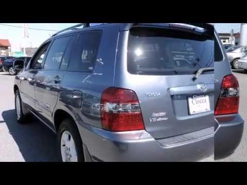 2007 Toyota Highlander Limited V6 W 3rd Row