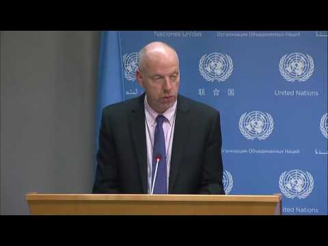 Newest world population estimates & projections - Press Conf