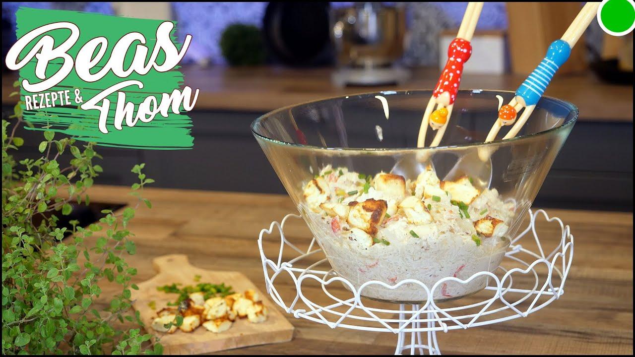 Diese geniale Salatdressing Creme solltest du kennen | Krautsalat mit Feta Dressing