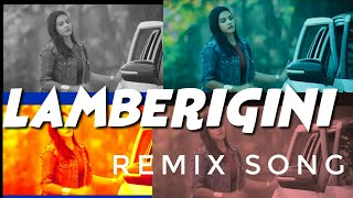 Lamberghini Remix song The Doorbeen ft Ragini l with lyrics l MBA Music