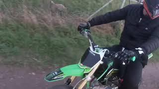 Balade en dirtbike Crz bw 140cc/Gunshot 140cc /apollo rfz enduro 150cc Gopro hero7