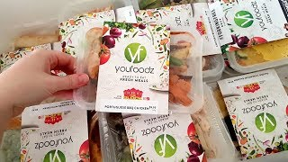 Youfoodz Meal Delivery Unboxing + Weigh In #4