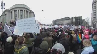360°: Women's March on Washington
