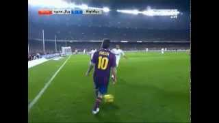 Messi Xavi and iniesta embarrassing Real Madrid MUST WATCH!!!