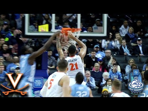 Virginia Uses Precision To Create Easy Dunk   Must-See Moment #GoodAtLife