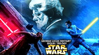 George Lucas Restarting The Sequels! New Details Emerge! (Star Wars Explained)