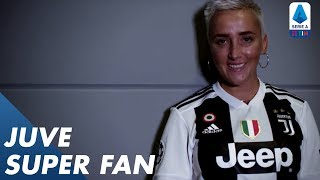 """I Breathe Juventus!"" 