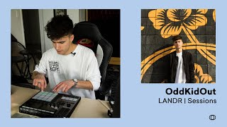 OddKidOut | LANDR Sessions