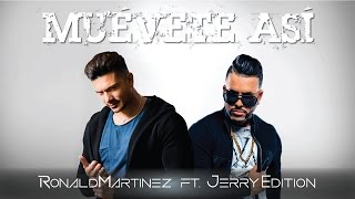 ronald martinez muvete as lyric video ft jerry edition