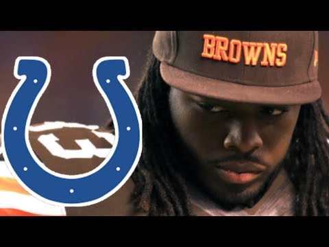 Trent Richardson Traded - Colts