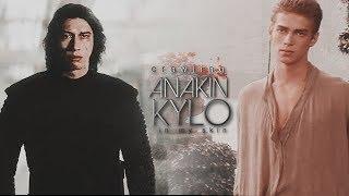» Kylo Ren + Anakin Skywalker | Reverse Anakin