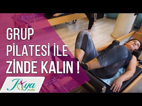 Pilates Grup Dersi - #Part5