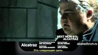 "Сериал Алькатрас - Промо 6 серии ""Paxton Petty"" (RUS-sub)"