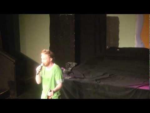 Steve Swim Stand Up Blue Room Theatre 2009