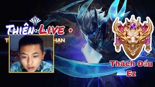 Thiên LIVE • Dual rank thách đấu Cùng Đồng Bọn