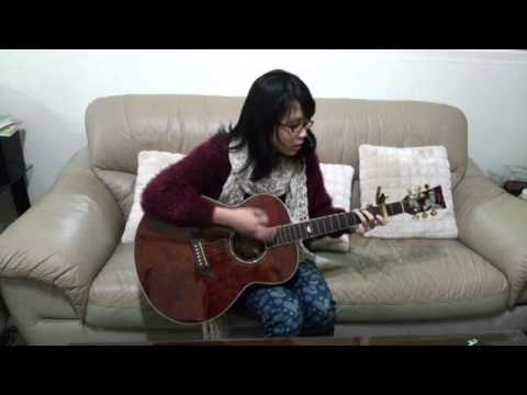 ♥ White christmas♥ - Cover by Peggy Lin
