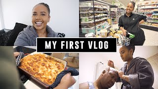 QUARANTINE VLOG | My First Vlog | Bethel Brown
