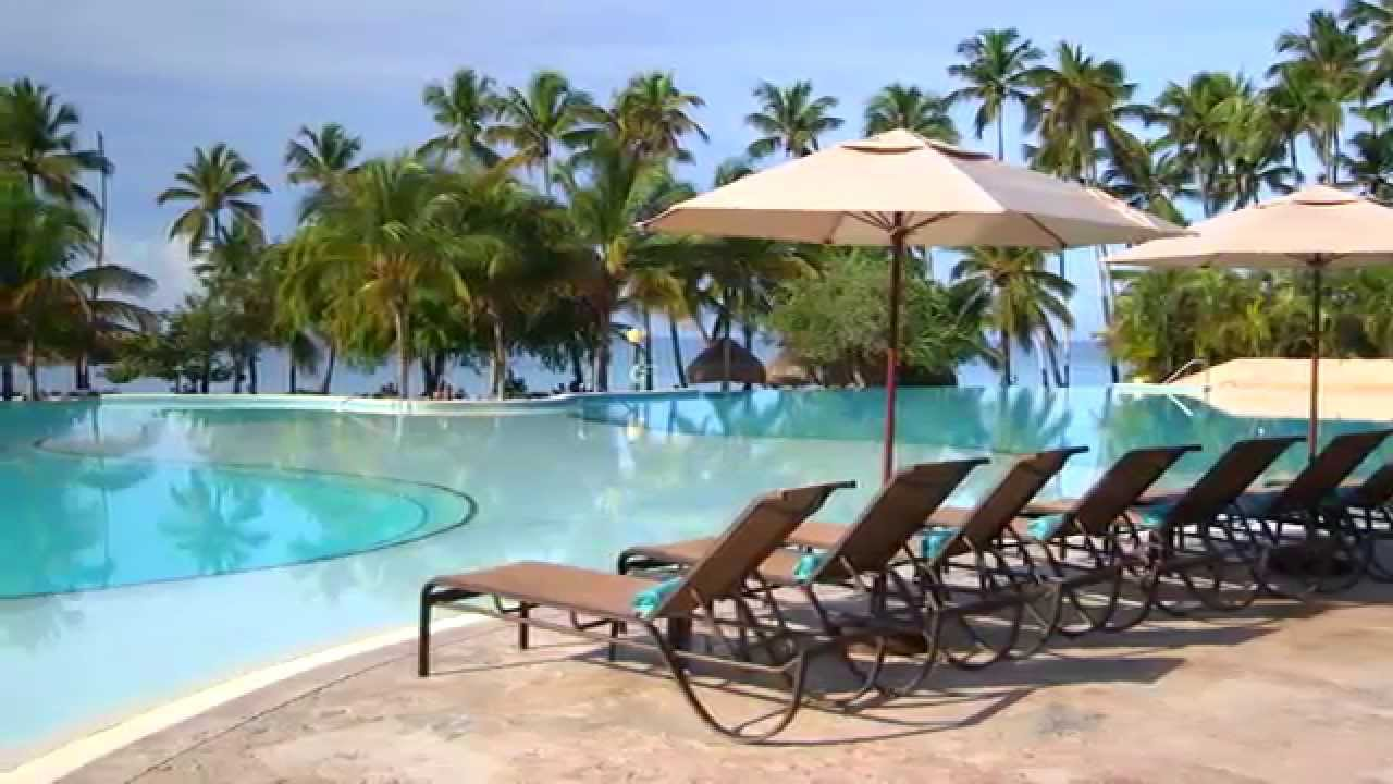 dreams la romana resort spa take a tour youtube. Black Bedroom Furniture Sets. Home Design Ideas