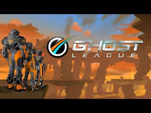 "Ghost League - Bande Annonce ""Gameplay pré-alpha"""