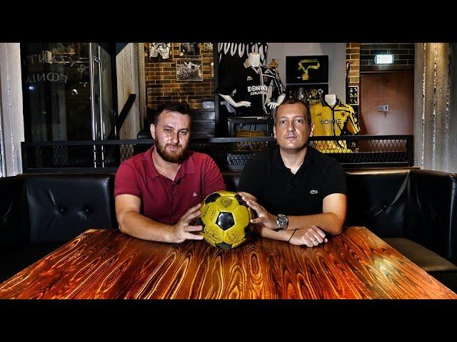 Vidacast #4: Η πρόκριση της ΑΕΚ με την Σεντ Γκαλεν και το pre game ΑΕΚ-ΛΑΜΙΑ